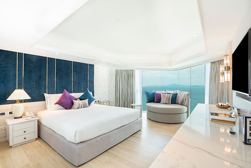 Modern Theme Suite 2 Bedrooms